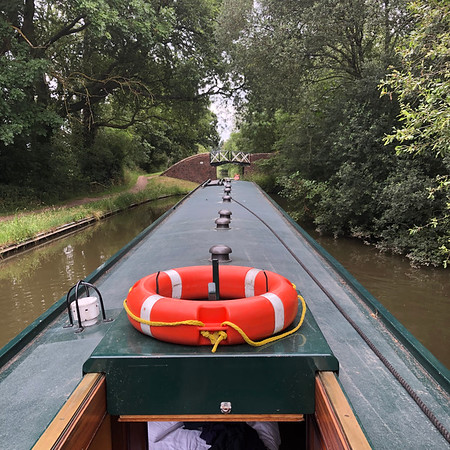 Canal Boating 2019