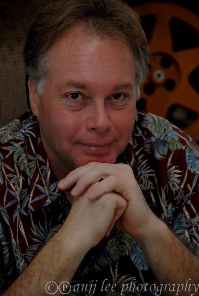 Historian Steve Frederick