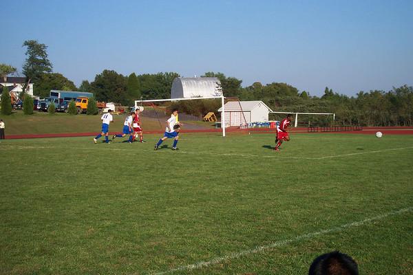 Varsity Soccer vs. St. Christopher's
