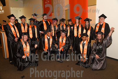 Ceremony Four Candids November 26th, 2019 Full Sail Graduation