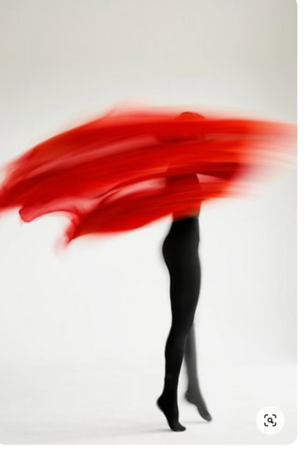 The Art Nude in Motion