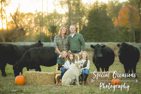 Wood Family Fall 2018