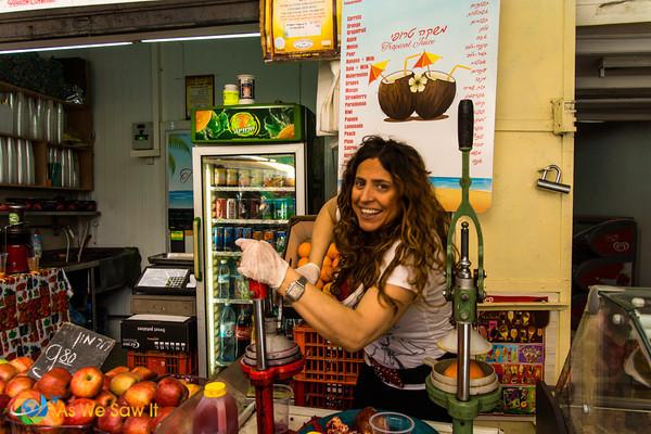 Yehuda Market