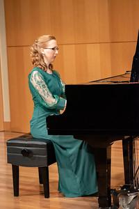 2020 Lorraine Yant Senior Piano