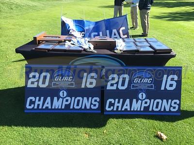 Awards - 2016 GLIAC XC Championship