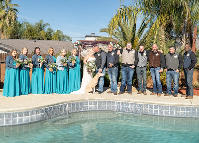 Beverly & Danny's Wedding