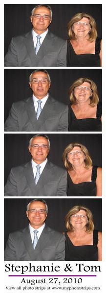 Stephanie & Tom (8-27-2010)