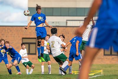 NPC Varsity soccer 090921