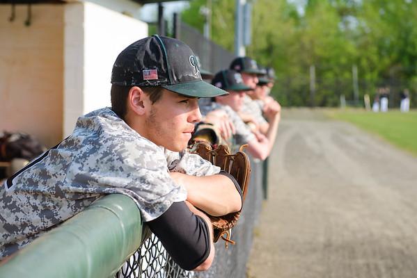 William Monroe versus Culpeper baseball 2018