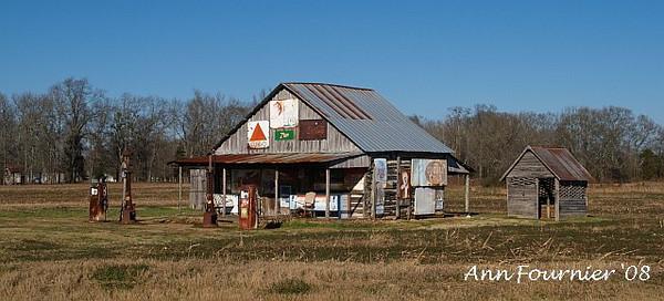Tornado aftermath. Moulton, Alabama 2/6/08