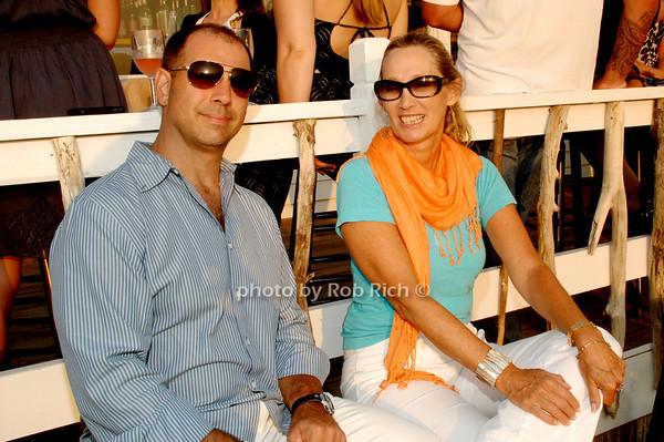 John Barylkski and Jill Thayer