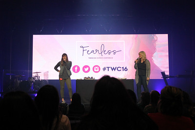 Thriving Women's Conference - March 2016