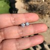 1.75ctw Old European Cut Diamond Pair, GIA J VS1/J VS1 21