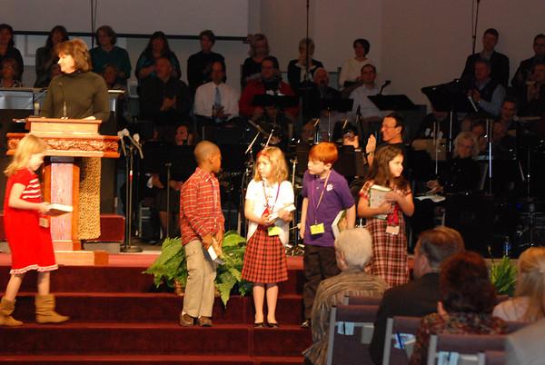 New Bible Sunday 1-8-12