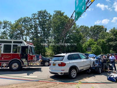 Fatal Accident Meadowbrook Parkway 7/28/19