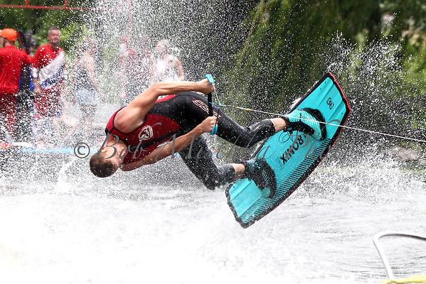 07/01/18 Minneiska Water Ski Show team