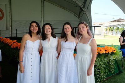 Polytechnic School's 8th-Graders Celebrate