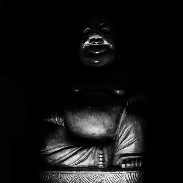 Buddha Noir