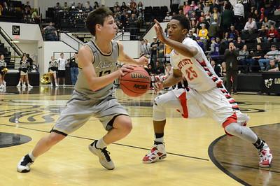 Basketball - LHS 2015-16 - Jefferson City Districts