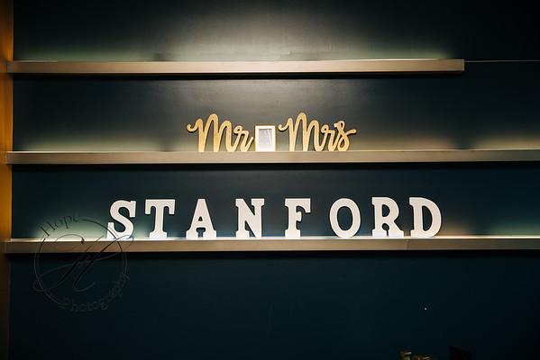 Stanford Wedding