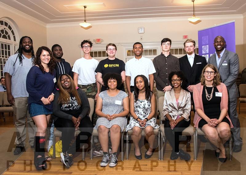 Jun 7, 2018 Project 440 - Graduation ceremony