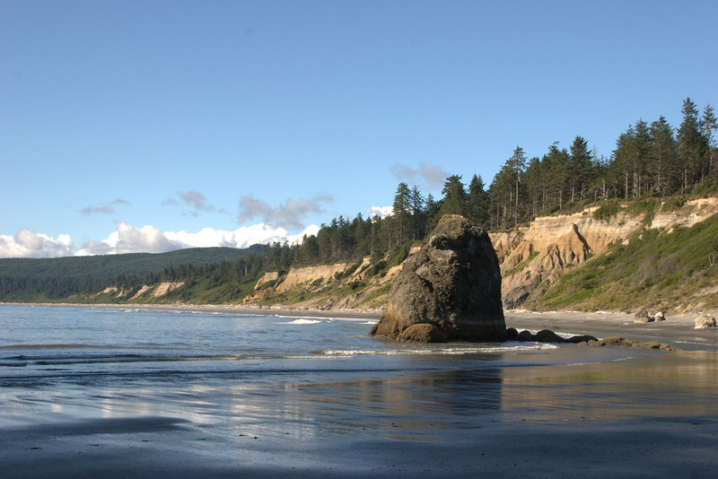 Washington State: Ruby Beach