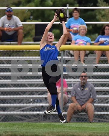 2017 State Softball: Tuesday