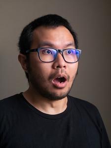 MCO Self-Portrait