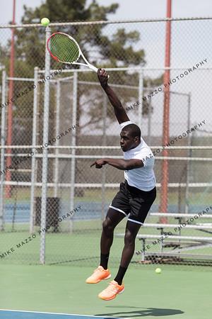 CU vs NWMS Tennis