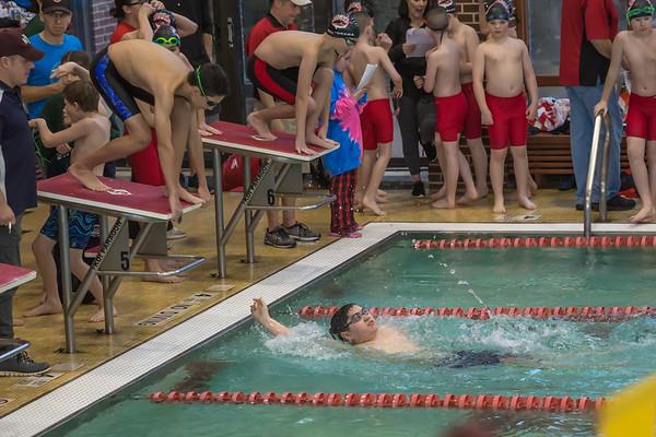 2019.03.09 Tim Swim Meet