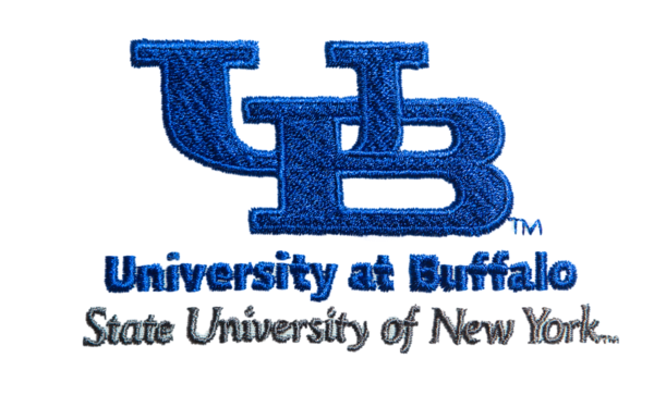 14279 UB Logo, Embroidered Silo, Medicine