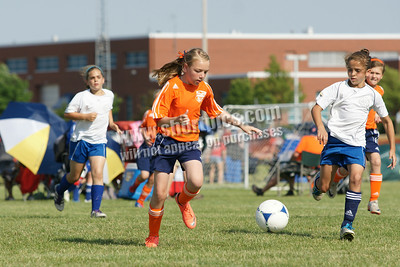 U10 Girls Championship Game