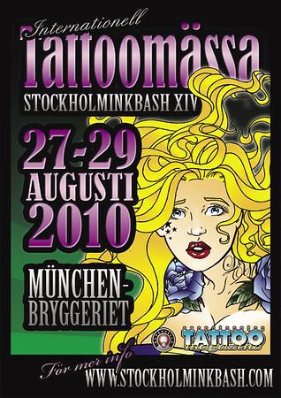 STHLM Inkbash XIV – Münchenbryggeriet 27-29 Aug 2010