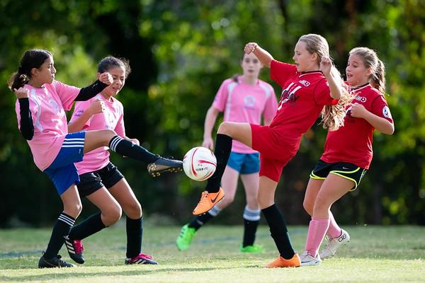 Soccer Sisters 10-5-19