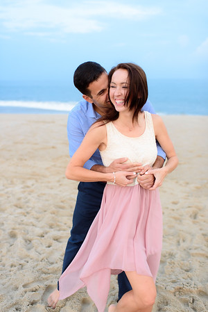 Andrea and Mark's Engagement, Fenwick Island