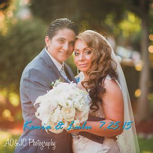 Kenia & Lulu Wedding Album