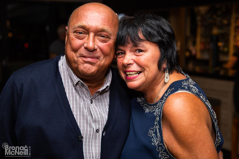 Mandy & Mick's 40th Wedding Anniversary, 29Sept2018
