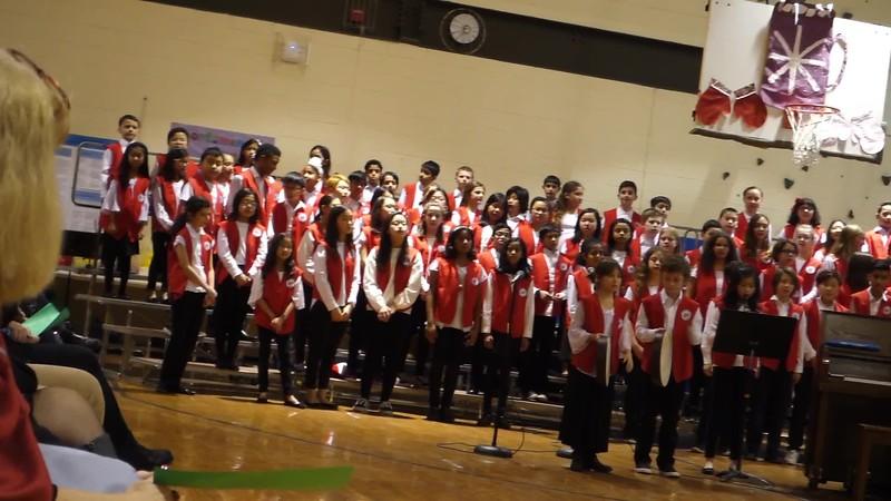 Cheer Hill Chorus