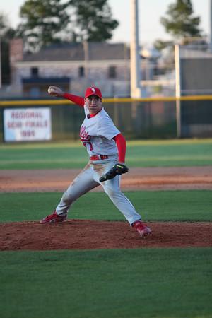 Dulles Sophmore baseball 3-7-08