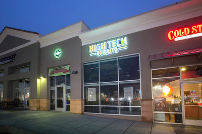 HiTech Burrito - Santa Rosa