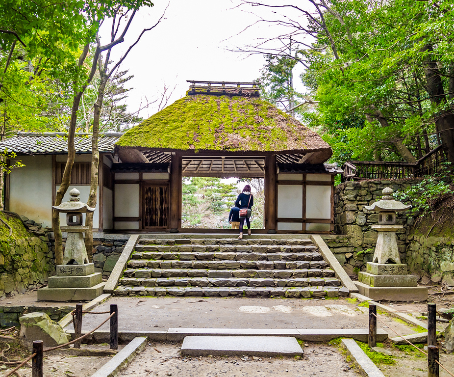 Honen-in Temple. Editorial credit: Takashi Images / Shutterstock.com