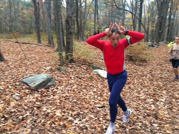 Oct 19th Sunday Run