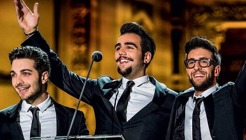 Il Volo: Una Notte Magica - A Tribute to the Three Tenors