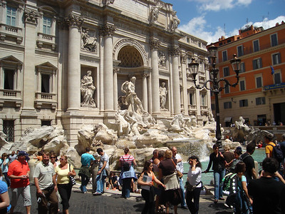 TUSCANY & UMBRIA 2007 Rome