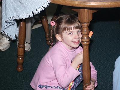 2001 Tierra birthday
