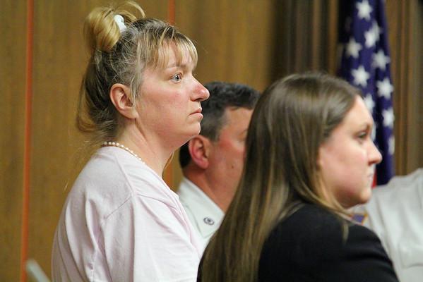 Rhonda Ravanis in Fitchburg District Court