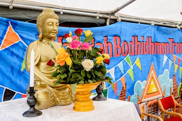 Songkran festival (13 apr 2014)