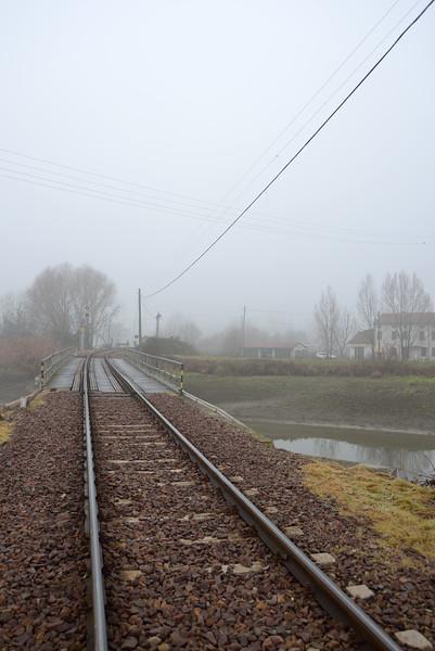 Morning Mist - Guastalla, Reggio Emilia, Italy - December 23, 2012