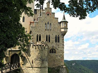 Schloss Lichtenstein - Nebelhöhle