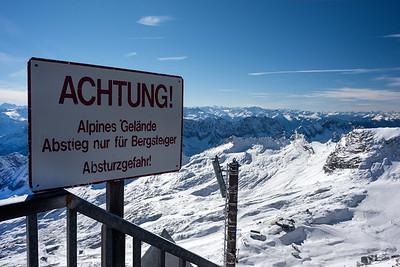 Zugspitze | Oct 24-25, 2015